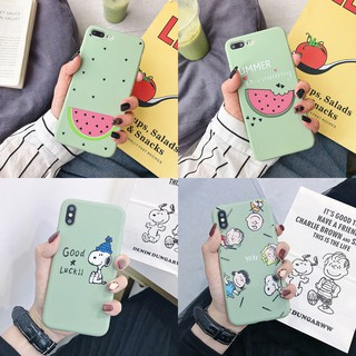Review Lucky Snoopy Vivo Y91 Y91C Y83 Y81 Y71 Y55 Y66 V5 V7 V9 V11i TPU Soft Case