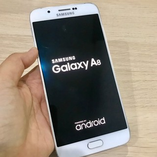 Review Samsung A8 2015 สีขาว 32GB