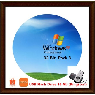 USB + WINDOWS XP Pack3 (32 Bit)