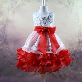 Review BET Fashionable Baby Girls Princess Dress Floral Printed Party Dress Costume Dress