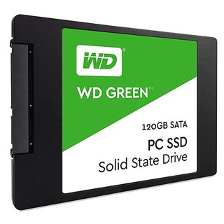 Review WESTERN GREEN WDS120G2G0A-00JH30 SSD 120GB SATA 2.5 INC READ:540MB/s WRITE:405MB/s