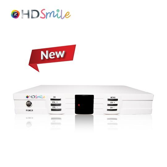 กล่องดาวเทียม GMMZ HD Smile