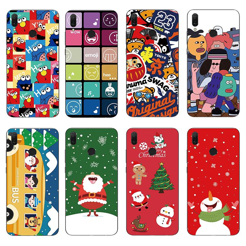 Review เคส Christmas Soft TPU Case Asus ZenFone Max Pro M1 ZB601KL/ZB602KL/ZB570TL/ZB501KL