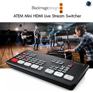 Blackmagic Design ATEM Mini HDMI Live Stream Switcher ประกันศูนย์
