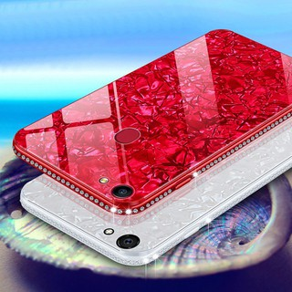 Review OPPO A37 A57 A59 A79 A83 A73 F5 A3 A5 A7X F9 R7S A77 Case Conch Shell Diamond