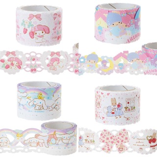 Review Tape sanrio