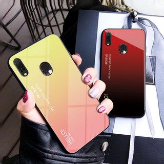 Review OPPO F 11 Pro Realme 3 Pro 3Pro C2 Case OPPOF11 OPPOF11Pro Realme3 Realme3Pro Tempered Glass Case Hard Cover Back Casing