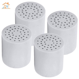 In Stock 15 Stage Universal Shower Water Filter Cartridges (4 Pack)