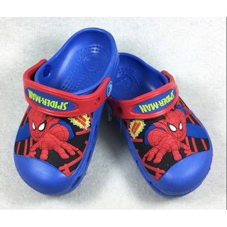 Disney Store Spider Man Baby Costume Boys Soft Slippers