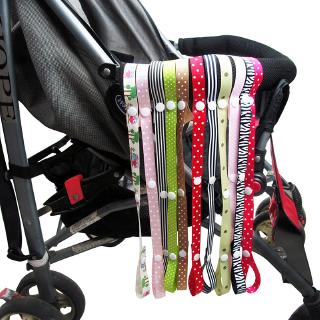 Baby Stroller Toys Stroller Accessories Multicolor Fixed Bind Belt Multi Function 1Pcs Polyester Anti-lost Rope Hook