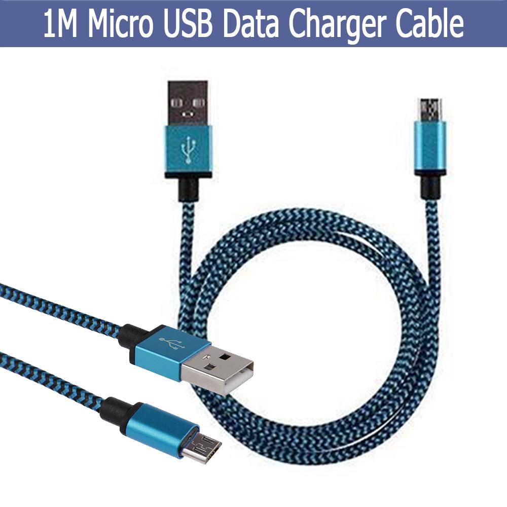 Micro USB Data Sync Faster Charge Cable