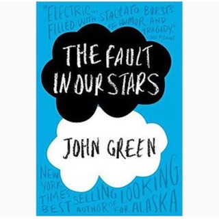 Review หนังสือThe fault in our stars หนังสือภาษาอังกฤษ