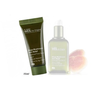 Review Origins Mega Mushroom Relief And Resilience Advanced Face Serum 15ml.