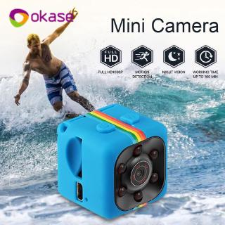 ราคาถูก SQ11 mini Camera HD 960P small cam Sensor Night Vision Camcorder Micro video Camera DVR DV Motio