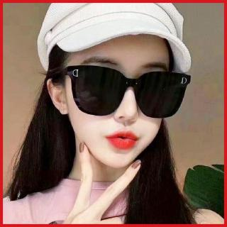 New sunglasses women's UV-proof polarized sun glasses Internet celebrity street shot driving round face big face ins glasses
