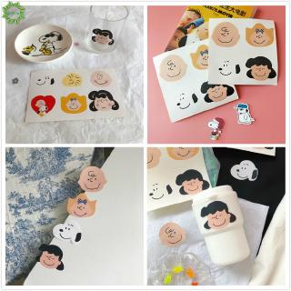 Cod Qipin Cartoon Kawaii Multifunction Diary Phone Decoration Notebook Mark Label Sticker Stati
