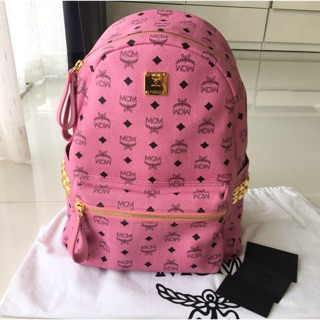 Mcm backpack medium แท้ ม