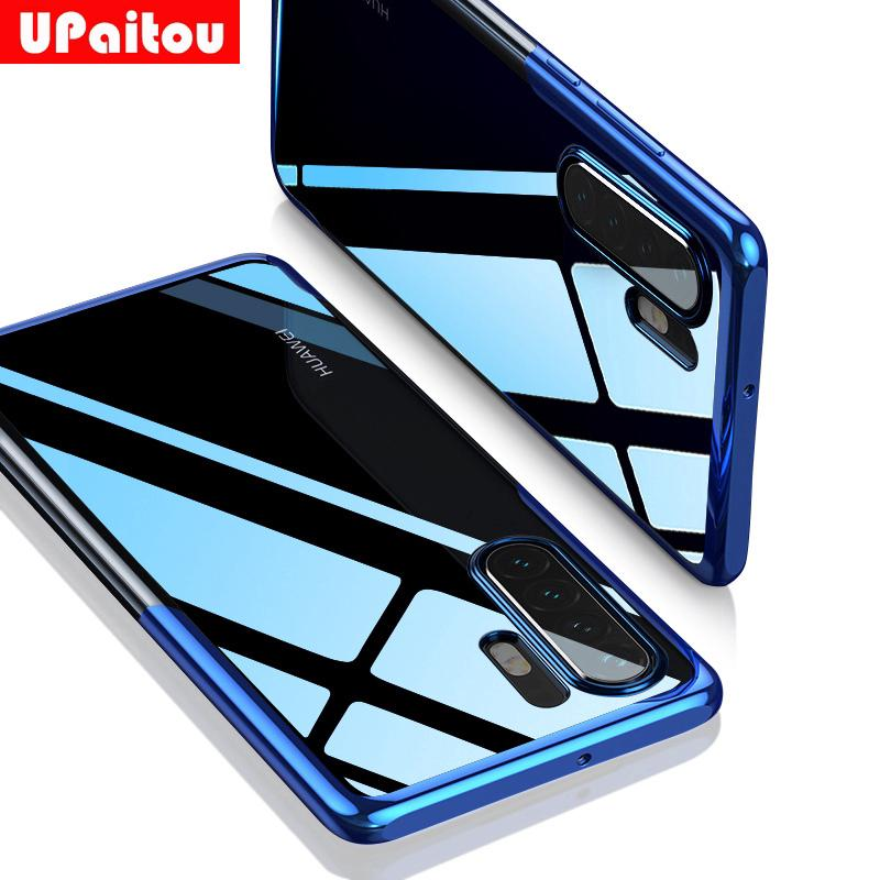 Review Casing Huawei Nova 5T P30 Lite Y9 Prime Y7 Y6 Pro 2019 Honor 20i 10i P Smart Plus TPU Plating Soft Case