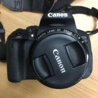 canon eos700d และ ef 50mm