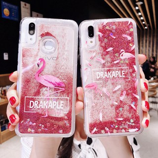 Review Liquid Glitter Phone Cases Vivo V15 Pro V11 V9 V5 V7 Plus Y17 Y3 Y97 Y93 Y85 Y83 Y79 Y75 Y71 Y67 Y55  X27 X23 X21 S1 Pro