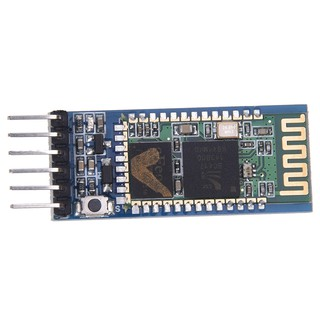Review Wireless Serial 6 Pin Bluetooth RF Transceiver Module HC-05 RS232