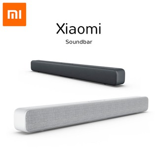 Xiaomi Mi TV Speaker with Bluetooth ลำโพงบลูทูธ4.2 สำหรับทีวี Xiaomi Mi TV Soundbar Wired And Wireless Bluetooth Audio