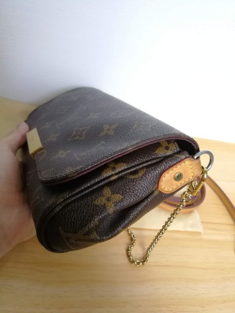 Image # 5 of Review LV Favorite pm monogram dc14