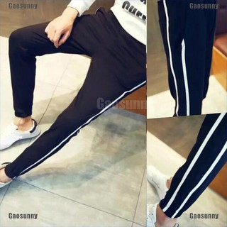 Plus Size Thicken Sweatpants Casual Sports Harem Pants Jogger Gym Fit Tro