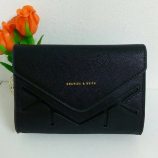 Review CHALES KEITH SAFFIANO MINI BAG 2016