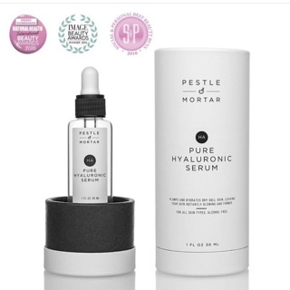 Review ✅✅พร้อมส่ง✅✅ Pestle & Mortar Pure Hyaluronic Serum 30 ml