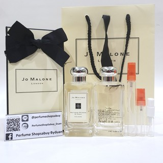 The best น้ำหอมแท้แบ่งขาย Jo Malone Nectarine Blossom & Honey Cologne