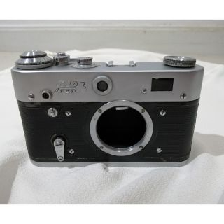 FED3 type B Vintage Film Camera
