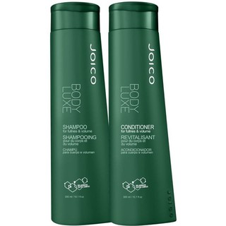 Review Joico Bodyluxe Shampoo/Conditioner 300 ml