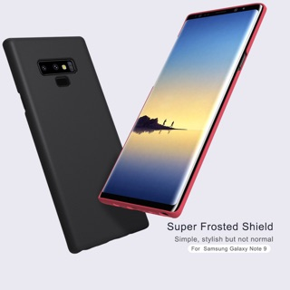 Review Nillkin เคส Samsung Galaxy Note 9 รุ่น Super Frosted Shield full hardness