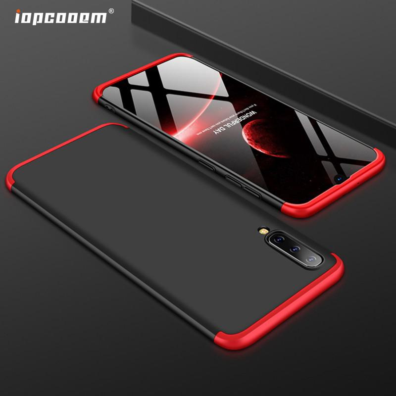 Review Samsung Galaxy A70 A50 A50S A40 A30 A20 A10 2019 Case 360 Plastic Hard Anti-Shock PC Back Cover