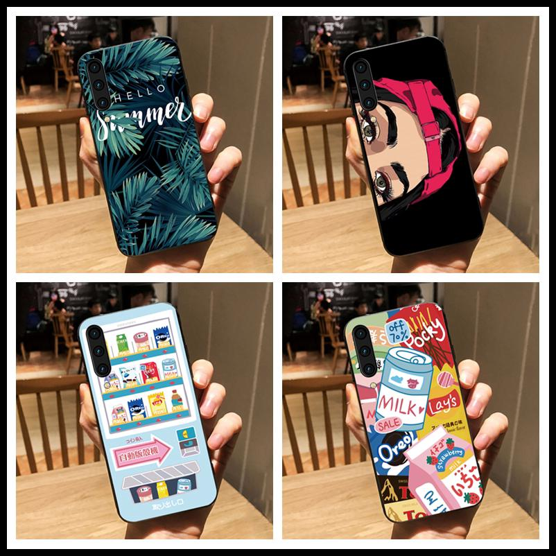 Review เคส Samsung Galaxy A80 A70 A50 A30 A20 A10 M20 Case Silicone Cute Cartoon Cover