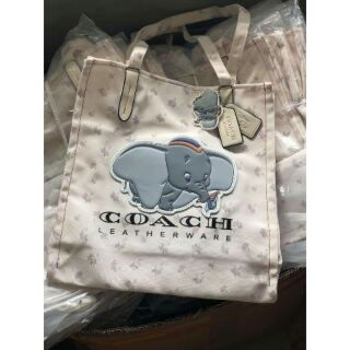 Review !! ถูกที่สุดในชอปปี้ !!! กระเป๋า Limited Coach Disney series Dumbo