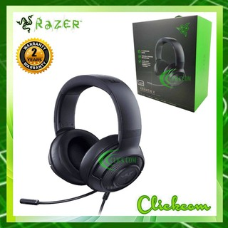 Review Razer Kraken X Classic Black 7.1 Surround Sound ## รับประกัน 2 ปี