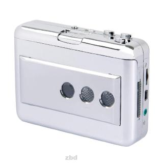 Cassette Player Multifunction USB Audio MP3 Capture Recorder CD Tape Music Super