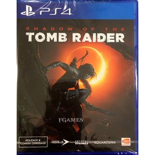 Review PS4 Shadow of the Tomb Raider (Zone3/Asia)( English )