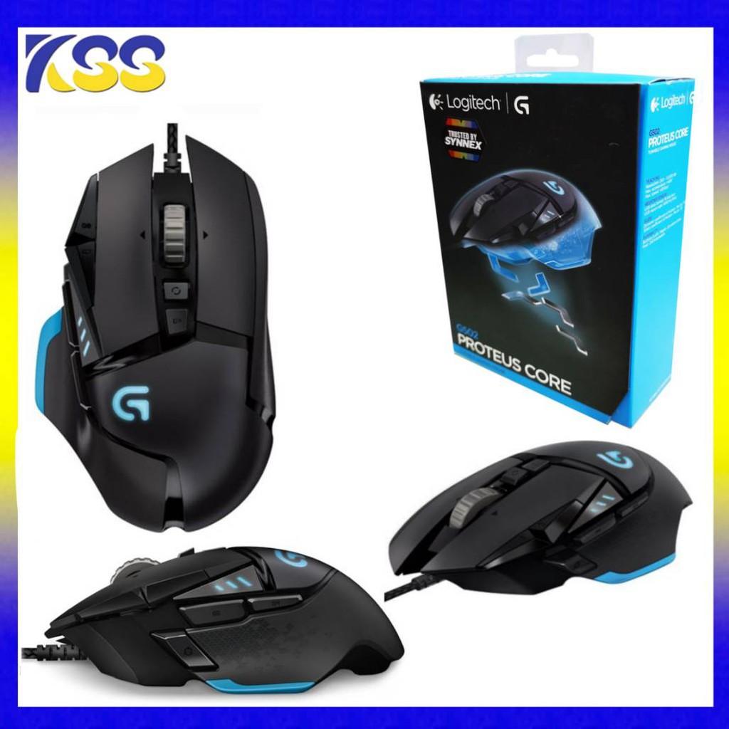 เมาส์ Logitech G402 Hyperion Fury FPS Gaming Mouse ราคาเพียง