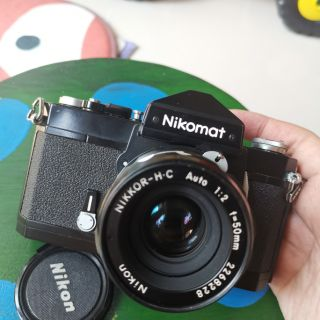 Nikkormat Ft 50mm F2.0