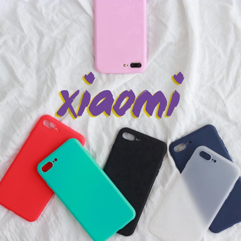 Review 😊 Xiaomi Redmi 6a S2 Note 6 Pro Rubber Cover Case Soft Plain Matte Jelly Casing