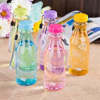 Review **โค้ด GIFT30 ลด 30%**23oz 650ml BPA Free Cycling Bicycle Bike Sports Unbreakable Plastic Water Bottle