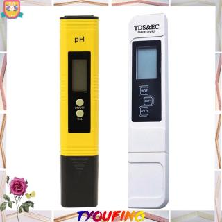 Review 🍀New PH Meter TDS EC LCD Water Purity PPM Filter Hydroponic Pool Tester