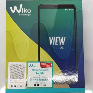 Review Wiko view xl RAM3GB ROM32GB