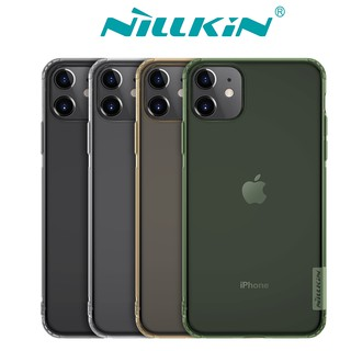 NILLKIN เคส Apple iPhone 11 รุ่น Nature TPU Case