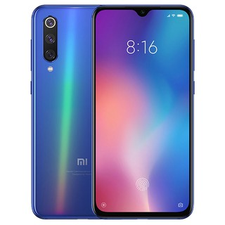 Review Xiaomi Mi 9 Ram6/128GB - New