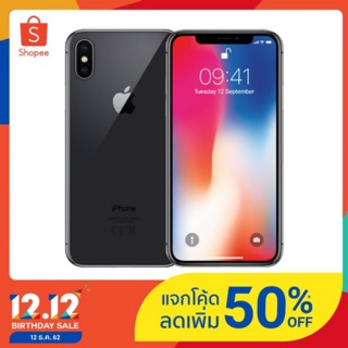 Review Apple iPhone X 256GB  64GB เครื่องนอกLLA