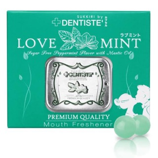 Review Sukkiri by Dentiste love mint